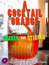 A Cocktail Orange